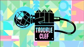 Trouble clef