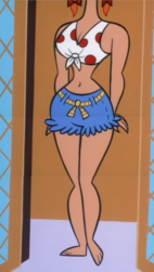 Miss Bellum in Impeach Fuzz