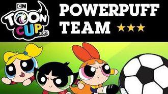 Toon Cup 2019 Powerpuff Team ⭐️⭐️⭐️ Cartoon Network UK 🇬🇧