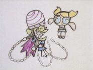 Crayon mojo and bubbles