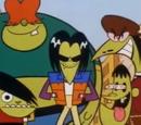 The Gangreen Gang (1998 TV series)