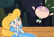 Bluebelle shocked