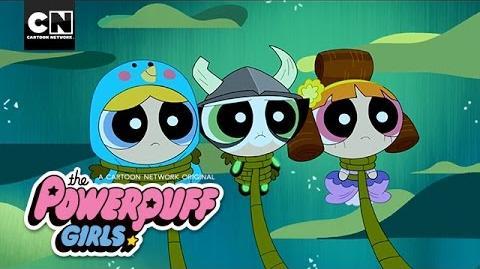Powerpuff Girls What's Scarier than a Spaghetti Squash? Cartoon Network