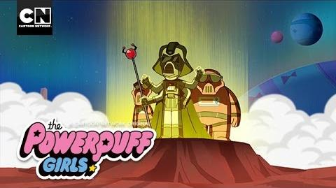 Powerpuff Girls Blossom Goes to Space! Cartoon Network