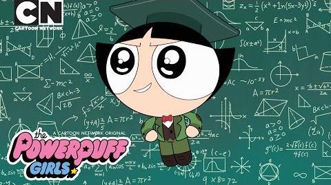 Powerpuff Girls Professor Buttercup Cartoon Network