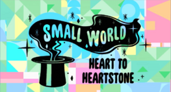 Small world final title