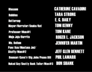 West in Pieces Credits