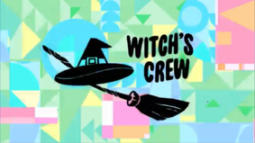 Witch's Crew title card