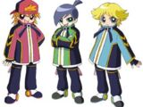 The Rowdyruff Boys (Powerpuff Girls Z)