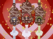 And so Once upon a time the day was saved by the Steamypuff Girls