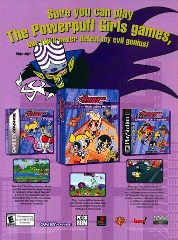 filepowerpuff girls video games print ad nickmag june july 2002jpg