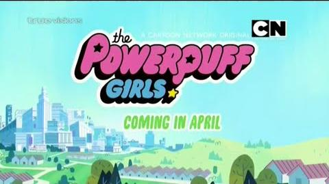 "Cartoon Network Asia The Powerpuff Girls 2016 Speedlines (New Show) ""Coming in April"" Promo"