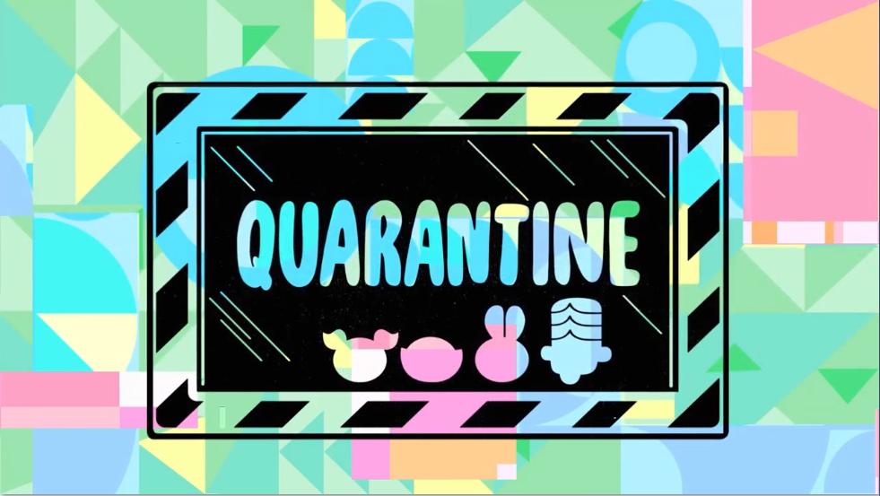 quarantine l.a. online