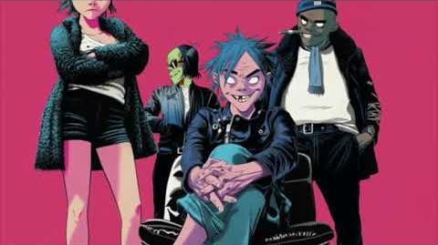Damon Albarn explains Ace from The Powerpuff Girls joining Gorillaz