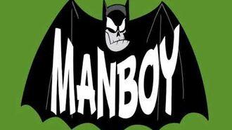 Ghost is a (nananananananana) Man Boy