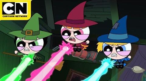 The Powerpuff Girls Ogre Stew Cartoon Network