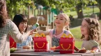 McDonalds Happy Meal TV Commercial, The Powerpuff Girls