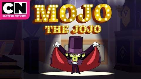 The Powerpuff Girls Mojo The Jojo Cartoon Network