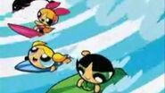 Swimming powerpuff girls jpg