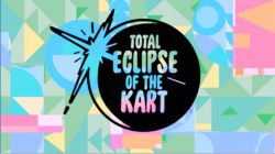 Total eclipsa the moon