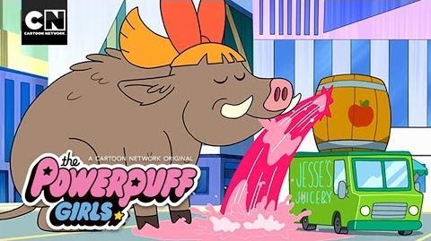 Power Hogs Powerpuff Girls Cartoon Network