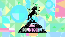 The Last DonnycornCardHD