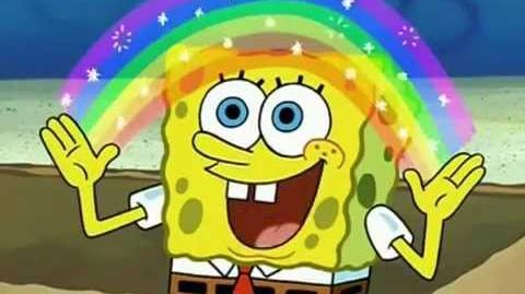 Spongebob Imagination