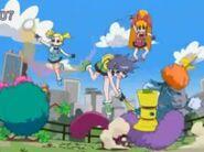 Weed monster vs Powerpuffgirls z 2