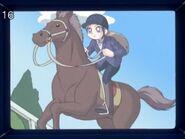 Ppgz Miko horse riding