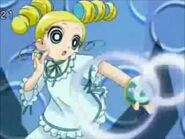 Bubbles transform in her pajama 02