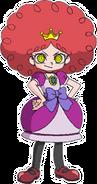 Powerpuff Girls Z Princess Morebucks pose