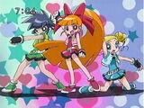 The Powerpuffgirls z