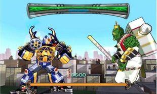 Power rangers super legends 2
