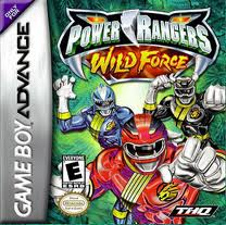 Power Rangers Wild Force Gba Wiki Power Ranger Fandom Powered
