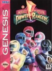 Mighty morphin power rangers SG
