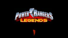 Power Rangers Legends Logo