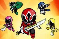 Samurai Smash 1
