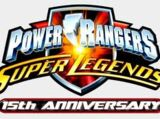 Power Rangers: Super Legends (PS2-PC)