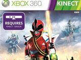 Power Rangers Super Samurai Kinect