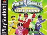 Power Rangers Time Force (Psx)