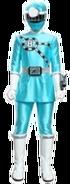 Cyan Train Ranger