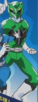 Gekkouger Green