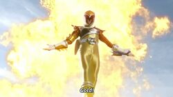 Kyoryu Gold Uppy