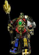 Legacy Thunder Megazord 2