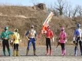 Samurajowie Rangersi