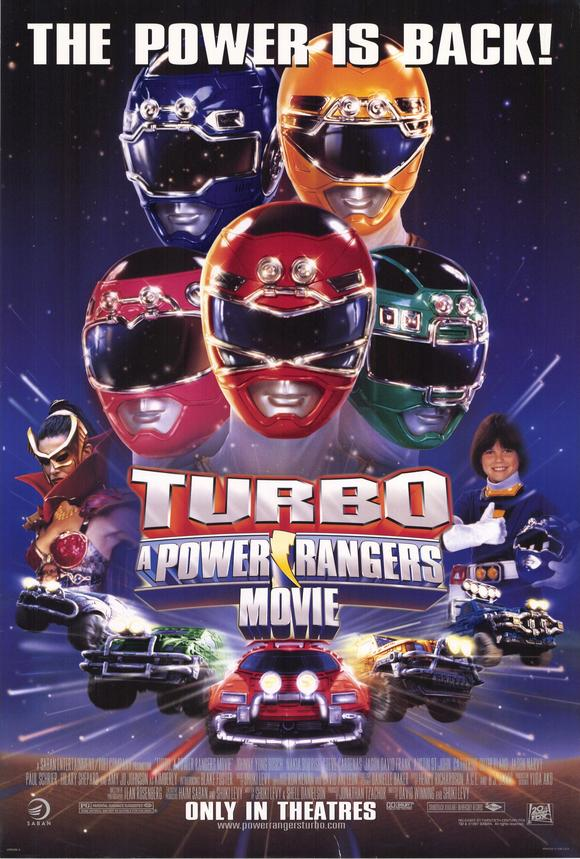 Turbo: A Power Rangers Movie | RangerWiki | FANDOM powered