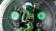 Chameleon Voyager - Chameleon Green Moon