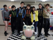 Engine Sentai Go-Onger- 10 Years Grand Prix cast photo
