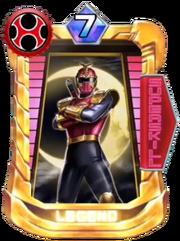 KabutoRaiger Card in Super Sentai Legend Wars