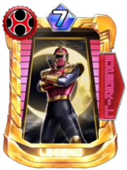 KabutoRaiger Card in Super Sentai Legend Wars